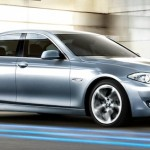 BMW 5-series Active Hybrid