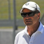 BMW NZ driver trainer Mike Eady