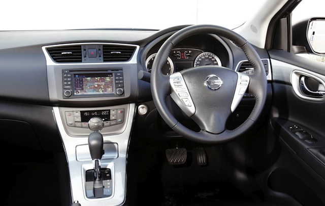 Automotive news nz nissan pulsarautomotive news nz for Nissan pulsar interior