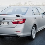 Aurion Touring in Silver Pearl Rear by Water