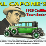 Capone caddy 1928 Cadillac