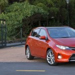 Corolla Hatch Levin ZR in Inferno - by gates