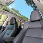 Toyota Corolla Hatch Lexin ZR - panorama roof open