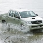 Toyota Hilux 4WD diesel double cab