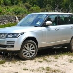 The standard 2013 Range Rover