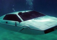 Plan to turn Bond Lotus into real submarine
