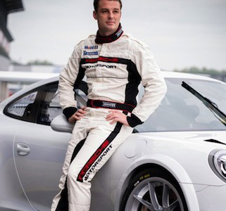 Earl Bamber ... in the Porsche bigtime