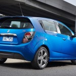 Holden Barina RS ... sporty styling