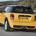 New Mini ... comes with three- and four-cylinder engines