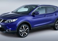 Nissan Qashqai .. shares design with X-Trail