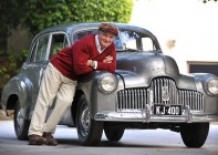 Peter Briggs and 1948 Holden