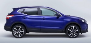 Qashqai ... longer, wider, lower