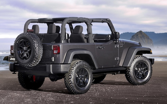 Automotive News Nz Jeep Salutes Military History With The Willys
