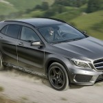 GLA 250 4MATIC (X156) 2013
