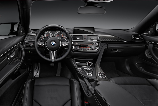 M4 gets six-speed manual as standard