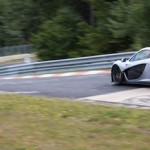 McLaren P1 ... cornering forces on driver Goodwin of 3.9g