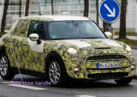 Spy-Shots of Mini-Cooper