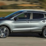 Qashqai, longer and wider
