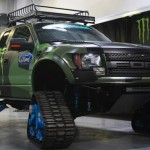 RaptorTRAX ... can be driven on the street