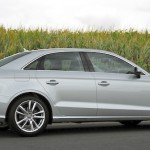 Audi A3 sedan ... trademark design cues