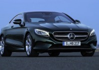Benz S-Class Coupe