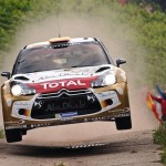 Citroen ... has dominated world rally events