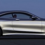 S-Class Coupe ... aesthetic sportiness