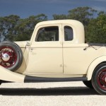 The 1934 Ford ute