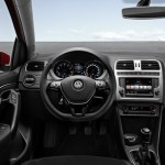 VW Polo ... new infotainment system
