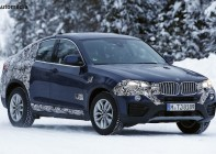 BMW-X4 production model