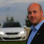 Peugeot 308 lead engineer Ben Hindsley