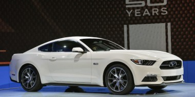 Limited-edition Mustang