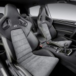 VW Golf R400 ... seats