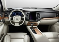 Volvo XC90 up front