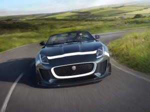 More powerful version of F-Type's engine