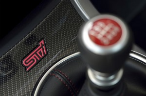 Short-throw, six-speed manual gearbox