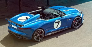 Project 7 as a single-seater