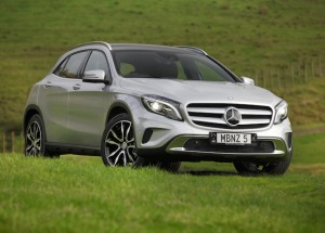 GLA gets special off-road programme