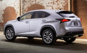 NX is based on a modified version of the Totota RAV4 platform