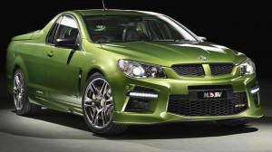 HSV GTS Maloo ute ... only 250 will be built