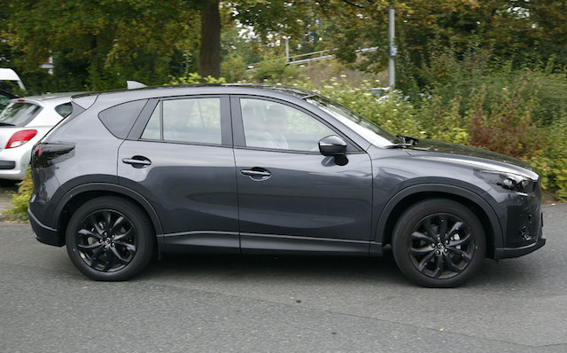 Automotive News NZ - Mazda CX-5 gets facelift to welcome ...