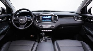 Refinement extends to cabin, too, says Kia