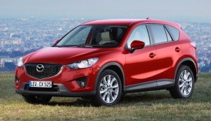 What the Mazda CX-3 might look like