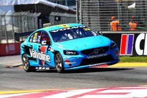 Scott McLaughlin in the S60 V8