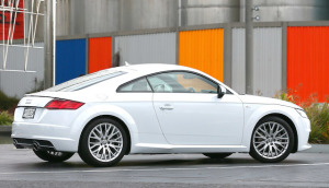 New Audi TT gets a 37mm longer wheelbase