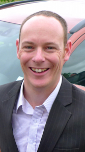 Mitsubishi NZ sales and marketing manager Daniel Cook