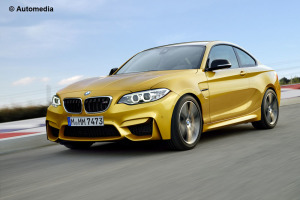 M2 will be BMW's entry-level 'M' car