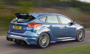 Focus RS uses 2.3-litre Ecoboost engine