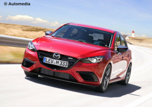 Mazda3 MPS likely to have all-wheel drive