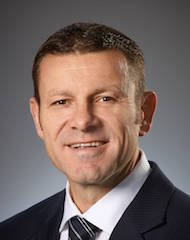New Ford Australia boss Graeme Whickman